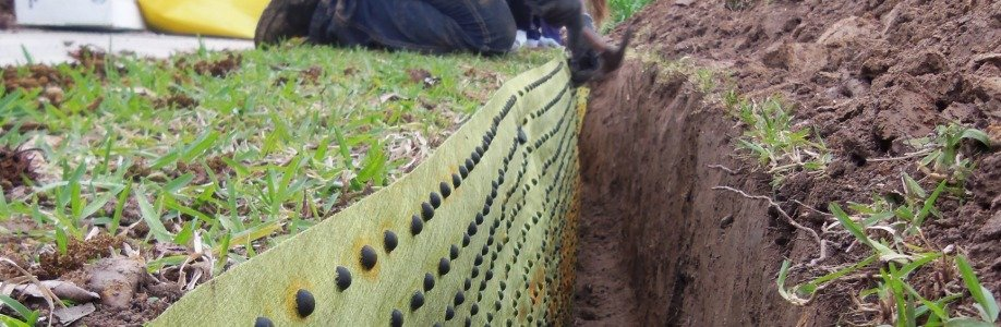 Typar Biobarrier Root Barrier Weed Control Geotextile